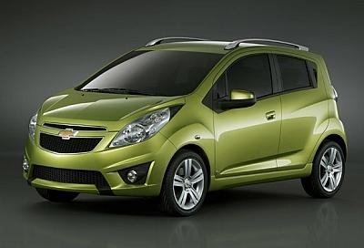 Chevrolet Spark - má na to prorazit skrze lidovou cenu? | Sériovky.cz