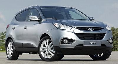 Hyundai ix35 - aneb evropský Tucson