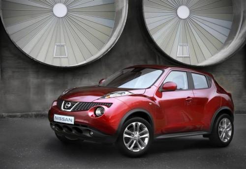 Nissan Juke - designová revoluce? | Sériovky.cz - vše co nevíte o nových mo